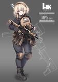 H&K MP5クルツ