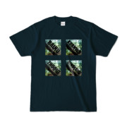Tシャツ ネイビー BXZQ_Fairy