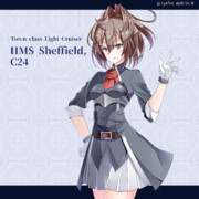 Sheffield(艦これ)