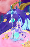 スヤリス姫をドラゴン娘にしてみた