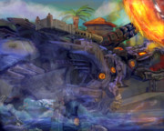 瑠璃色の破壊竜 ジェノスピノ ネプチューン