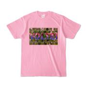 Tシャツ | ピーチ | VOLTEI_Grass