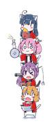 ちびネコななくタワー秋刀魚祭りmode ※※エアです※※