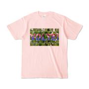 Tシャツ | ライトピンク | VOLTEI_Grass