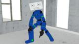 HoloHead in MMD