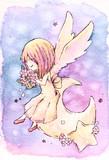 お花の天使