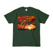 Tシャツ フォレスト CAST_AWAY_SUNRISE