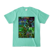 Tシャツ アイスグリーン BUENAS_Photo48