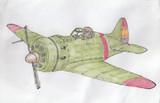 スペイン共和国軍 i-16戦闘機