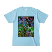 Tシャツ ライトブルー BUENAS_Photo48
