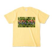 Tシャツ | ライトイエロー | VOLTEI_Grass