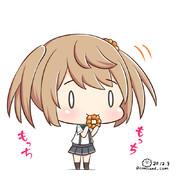 満潮 艦これワンドロ 201209
