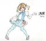 満潮さんとお絵描き練習2