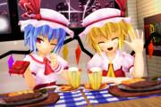 【レミフラ!】レミフラと クリスマス前のディナー♪