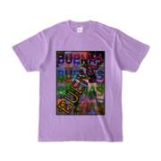 Tシャツ ライトパープル BUENAS_Photo48