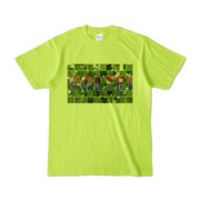 Tシャツ | ライトグリーン | VOLTEI_Grass