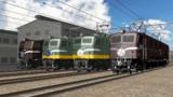 【MMDアクセサリ配布あり】「つばめ」ヘッドマーク【MMD鉄道】