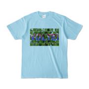 Tシャツ | ライトブルー | VOLTEI_Grass