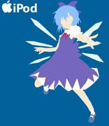 iPod風 チルノ