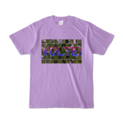 Tシャツ | ライトパープル | VOLTEI_Grass