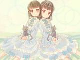 双子と双子