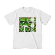 Tシャツ アッシュ Grass_Tower