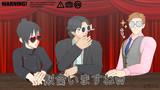 おふざけ2/黒岩正義,ジョニー,ポニテちゃん/MMD