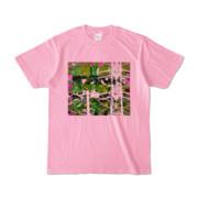 Tシャツ ピーチ Grass_Tower