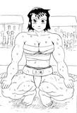 女子相撲部