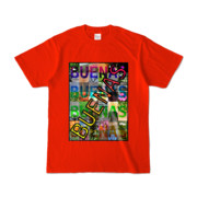 Tシャツ レッド BUENAS_Photo48