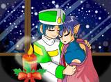 【法王と死神】今年もこうして二人でクリスマスを祝う