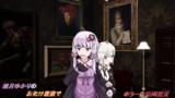 【支援MMD】お化け屋敷でホラーな絵画鑑賞