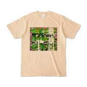 Tシャツ ナチュラル Grass_Tower