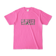 Tシャツ ピンク SPUR_Gravel