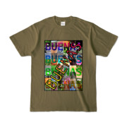 Tシャツ オリーブ BUENAS_Photo48