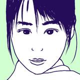 平田薫さんのイラストを描いてみた。