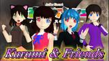 【支援絵】Kurumi & Friends【くるみのアトリエ】
