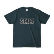 Tシャツ デニム SPUR_Gravel