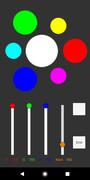 RGB混色(加法混色)ミキサー