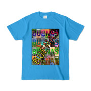 Tシャツ ターコイズ BUENAS_Photo48