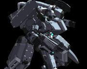【MMD】コンバットフレーム ニクス【地球防衛軍5】