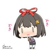 羽黒 艦これワンドロ 201220