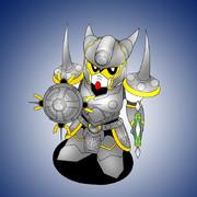 メタルキング騎士ガンダム