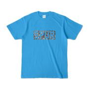 Tシャツ ターコイズ SPUR_Gravel
