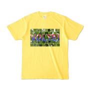 Tシャツ | イエロー | VOLTEI_Grass