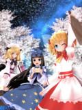 【東方MMD】光の三妖精