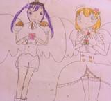 天使ここあさんと天使リゼちゃんからのクリスマスプレゼント