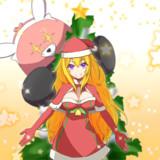 クリスマスプレゼントは「ハグ」です('ω')!