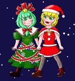 雛パル ホワイトクリスマス