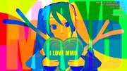 【MMD Event Ring】I☆LOVE☆MMD!2021【MMDイベント告知】
